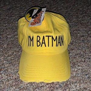 I'm Batman hat